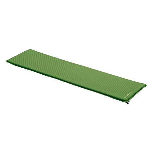 Trango Compact Plus 185 x 50 x 3 131 – Tapis Sac de Couchage, Vert