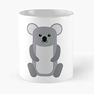 Koala Bears Victoria Australia Marsupials - Coffee Mugs Unique Ceramic Novelty Cup Best Gift