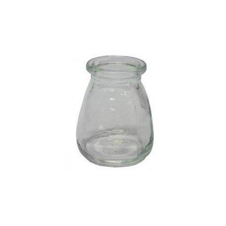 faunagarden 8 X Bebedero olleta de Cristal para jaulas de Jilgueros
