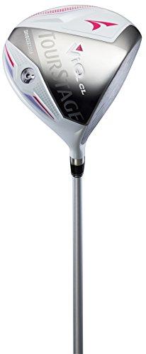Bridgestone Golf Damen ViQ CL Driver 13, 5° Lady Golfschläger, Pink, M