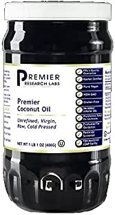 Premier Raw Coconut Oil Easy-to-use One of The World Oils Mesa Mall in Healthiest