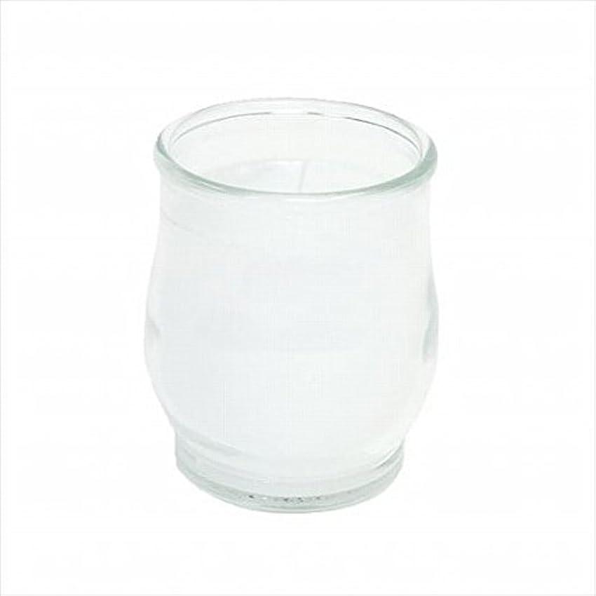 ディレクトリ本気息を切らしてkameyama candle(カメヤマキャンドル) ポシェ(非常用コップローソク) 「 クリア 」 キャンドル 68x68x80mm (73020000C)