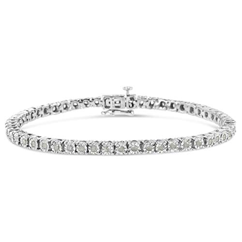 Rose-Cut Diamond Bracelet