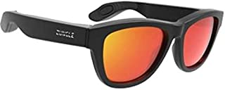 Zungle Smart sunglasses with bone conduction speakers.