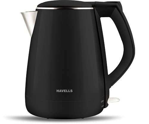Havells Aqua Plus 1.2-litre Stainless Steel Kettle