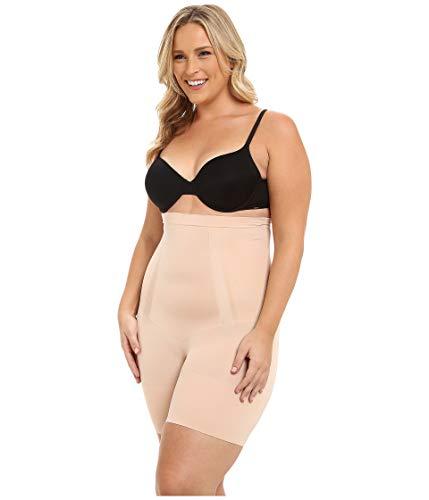 Spanx Damen SS1915_Natural_XS Shapewear-Unterhose, Haut (Soft Nude), X-Small