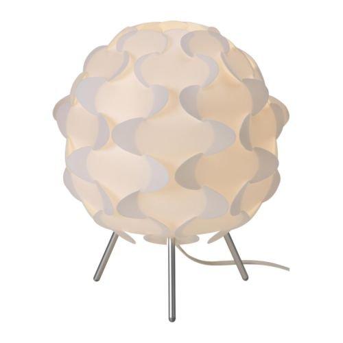 ★フィッルスタ / FILLSTA / テーブルランプ / ホワイト[イケア]IKEA(20156142)