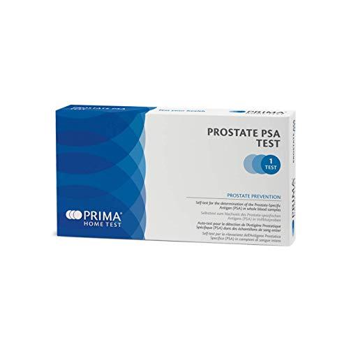 recuento de PSA de próstata