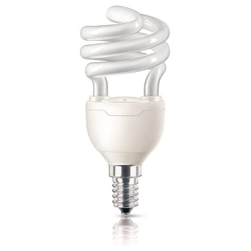 Lampadina a risparmio energetico Tornado 12 Watt 865 E14 – Philips 12 W luce diurna