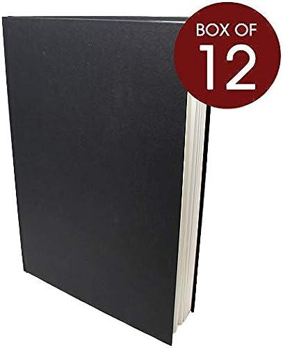 Artway Studio - Skizzenbücher mit festem Einband - 170 g m2 Papier -  handelspackung - A3 Hochformat - 12 Stück
