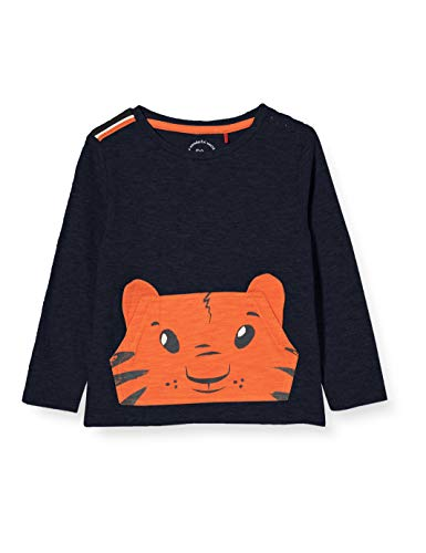 s.Oliver Junior Baby-Jungen 405.10.008.12.130.2041500 T-Shirt, 5952, 68