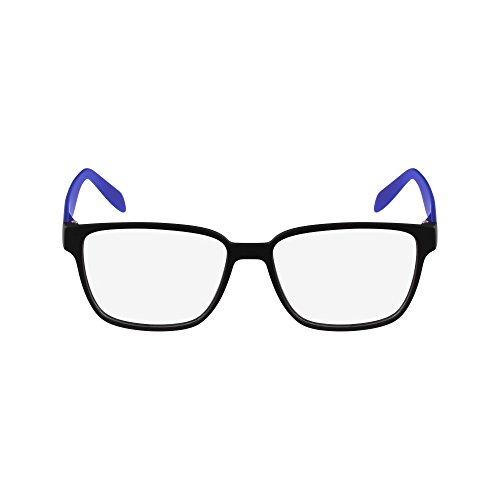 Calvin Klein Brille (CK-5910 001) Plastik matt schwarz - matt blau