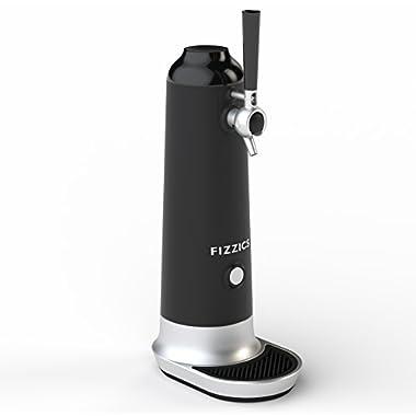 Fizzics Waytap Beer Dispenser, Black