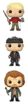 Funko Movies  POP! Home Alone Collectors Set  Kevin Harry Marv Action Figure