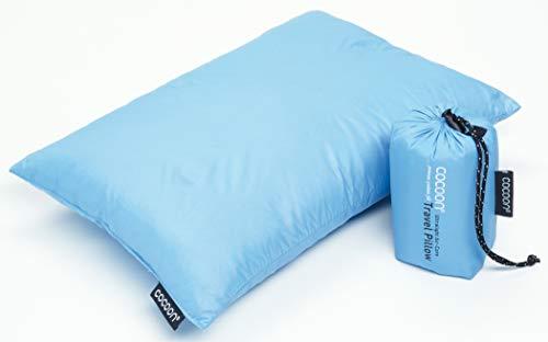Cocoon Daunenkissen Travel Down Pillow Small 25x35cm - Reisekissen mit Daunenfüllung