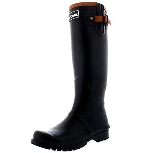 Barbour Damen Blyth Regen Gummi Gummistiefel Schnee Wasserdicht Stiefel EU 36-43