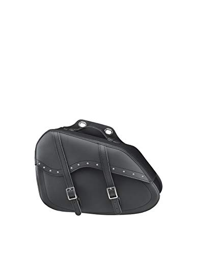 Held Cruiser Drop Satteltasche mit Nieten