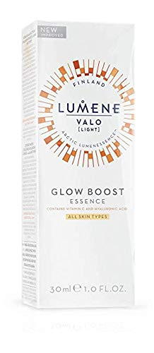 Lumene Valo Vitamin C Glow Boost Essence with Hyaluronic Acid