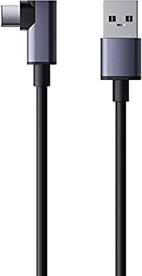 Oculus Link Virtual Reality Headset Cable for Quest 2 and Quest,USB 3.2 Gen1 5Gbps to USB-C High Speed Data Transfer & Fast Charging, 16FT (5M)