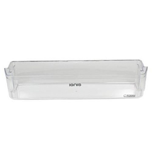 Easyricambi Balconcino portabottiglie per frigo 481010372115 481010372092 Whirlpool IGNIS 44,5 Cm x 10,5
