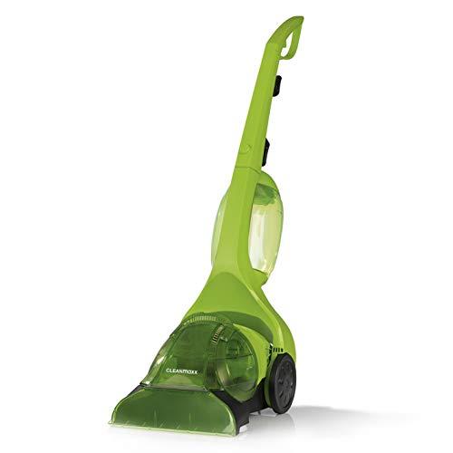 CLEANmaxx limpiador de alfombras Para champú y aspirar alfombras | tanques Extra Grandes de Agua Dulce y Aguas residuales