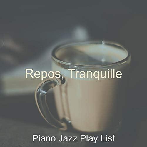 Piano Jazz Play List