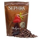 Chocolate con leche belga Sephra gourmet, 907gr.