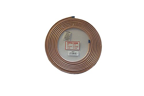 Techniks BP02- Tubo de frenos de níquel de cobre, 7,6 m, 4,7 mm