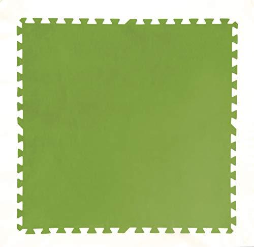 Bestway 58265 - Tapiz de Suelo de Goma 81x81 cm Verde