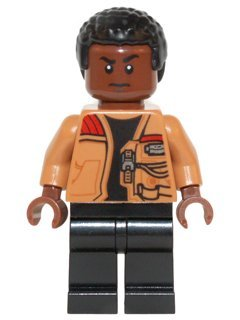 LEGO Star Wars: Finn - from set 75139