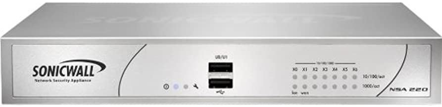 Sonicwall 01-SSC-9732 HA NSA 220 Firewall Appliance - High Availability Unit
