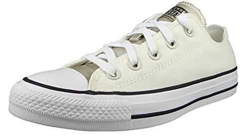 Converse Damen Schuhe CT All Star Ox Creme Leinen Sneakers Größe 39.5 EU
