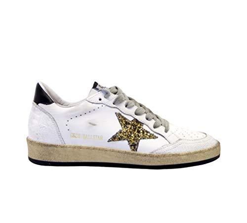 Golden Goose Sneakers BALLSTAR Color Blanco Bronce