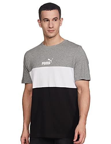 PUMA Camiseta Marca Modelo ESS+ Colorblock tee