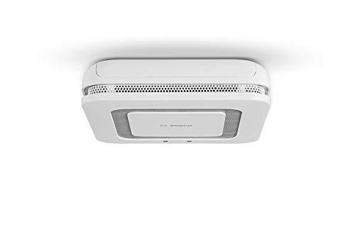 Bosch Smart Home Rauchmelder Twinguard mit Luftqualitätsmessung (Bosch Smart Home System, App-Anbindung, im Karton - kompatibel mit Apple Homekit)