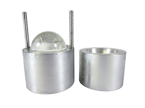 round ice cube maker copper - 3