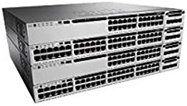 Cisco Systems WS-C3850-24XU-L Catalyst 3850 24 Mgig PT Upoe LAN Base
