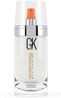 Global Keratin GKhair Leave in Conditioner Spray (120ml/4 fl. oz) Hair Protection with Natural Oil | For Moisturizing and Smoothing - For Women and Men