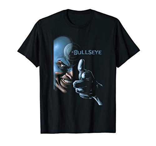 Bullseye Weapon Graphic T-Shirt