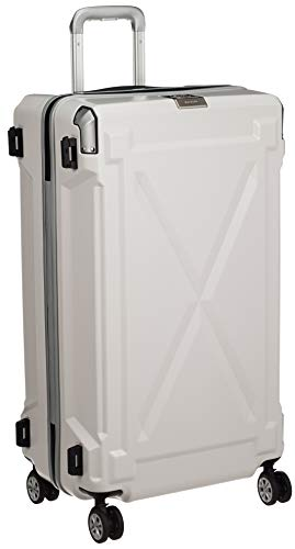 [レジェンドウォーカー] スーツケース 防水キャリー 保証付 87L 72 cm 4.7kg アイボリー