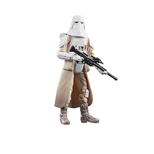 Star Wars 40ème anniversaire - Figurine Black Series Snowtrooper impérial (Hoth) 15 cm - Edition Collector