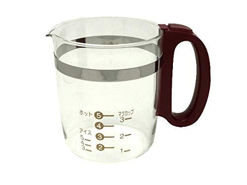 Panasonic コーヒーメーカー用ガラス容器(完成) ACA10-136-RU