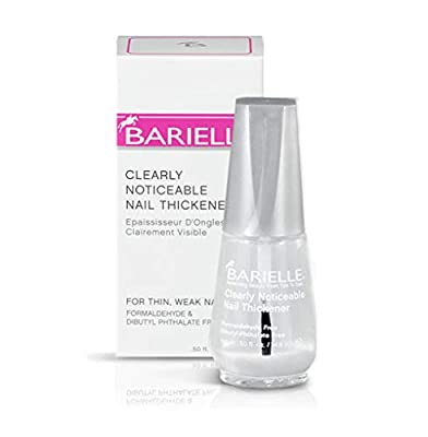 Barielle Clearly Noticeable Nail