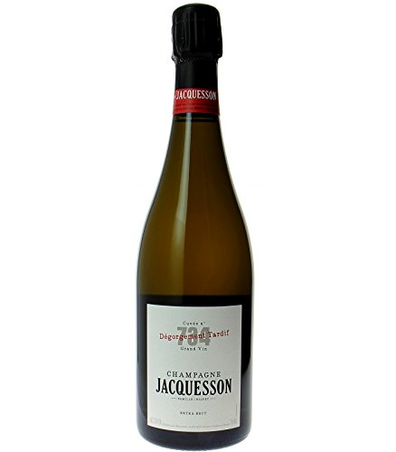 Champagne Jacquesson, Cuvee 737, DT, Brut (Case of 6), Champagne/Frankreich, Chardonnay, (Champagner)