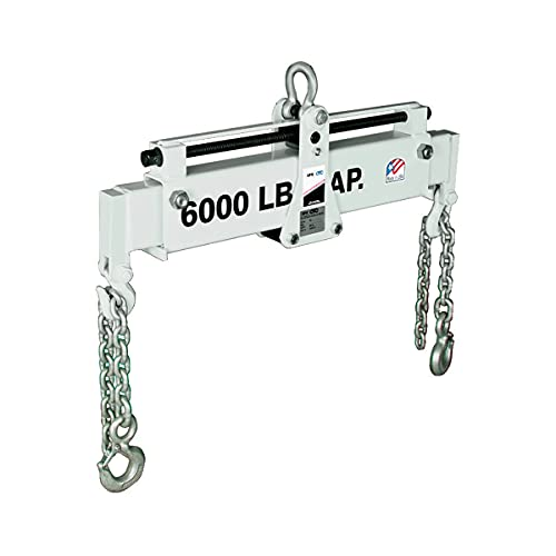 OTC 1812 6,000 lb. (3-Ton) Capacity Load Leveler for use with Engine Hoist/Floor Crane