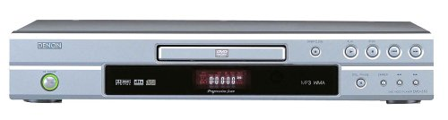 Denon DVD-555S Progressive-Scan DVD Player