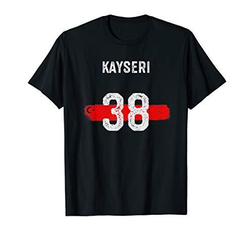 38 Kayseri Kayserili T-Shirt