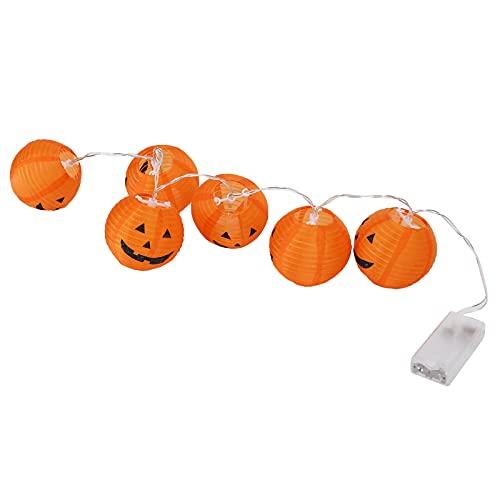 Linternas De Calabaza Plegables Y Ligeras De Halloween Para Decoraciones De Halloween