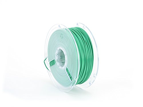 LulzBot PolyLite PLA Polymaker Filament, 2.85 mm, 1 kg Reel, True Green