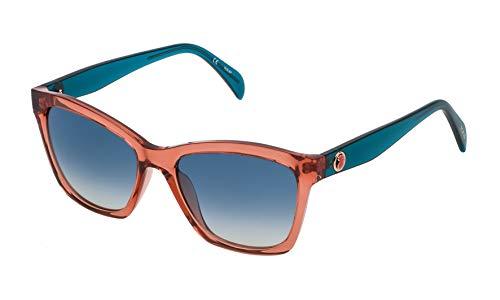 Tous Damen STO996-5396UX Sonnenbrille, Orange, 53/17/140